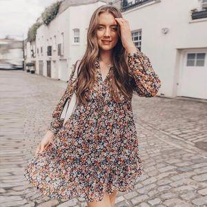Dresses & Skirts - Summer Boho Floral Print Dress 🌺